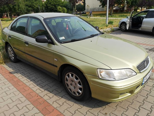 Honda Accord 6 uszkodzona