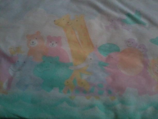 Защита на детскую кроватку,бортик на кроватку(бампер) бортик в кровать