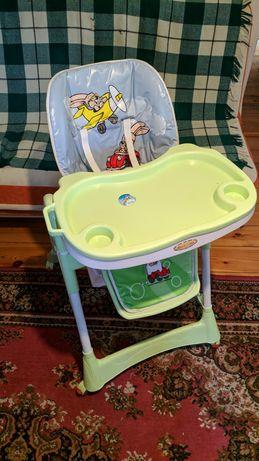 Stoliczek krzesełko do karmienia