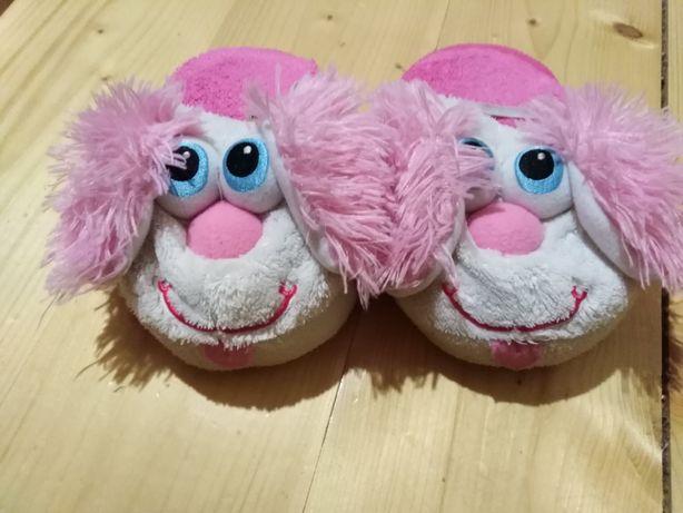 Kapcie, bambosze, slippers for family pieski roz. 26-27