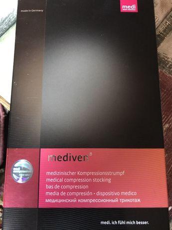 Компрессионное трико/колготы для мужчин Mediven plus