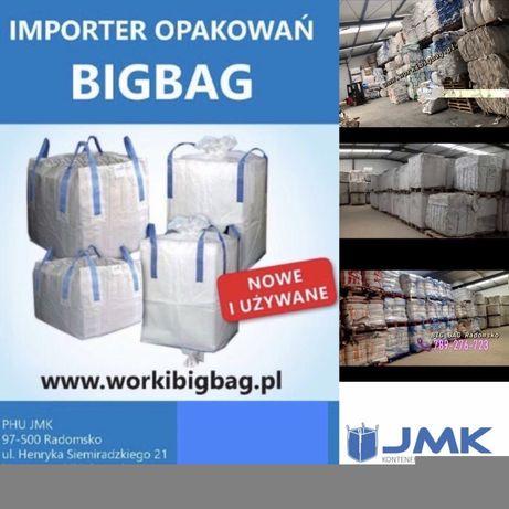 Worki big bag bagi Najwyzsza Jakosc bigbag 500kg 750kg 1000kg RADOMSKO