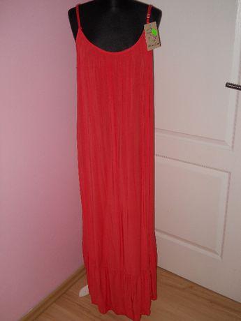 Nowa długa sukienka, L