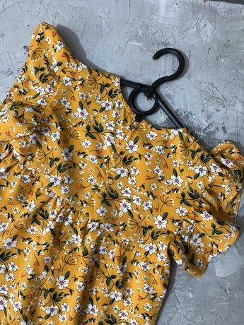 Платье для девочки  6-10 лет