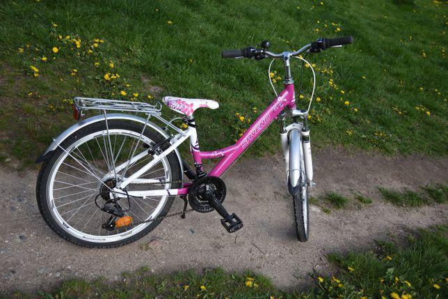 Rower młodzieżowy Saveno Bouquet 24