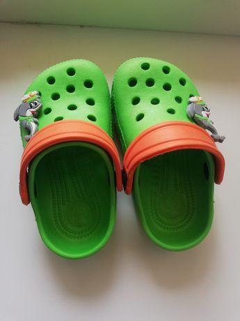 Детские кроксы, обувь для мальчика, босоножки