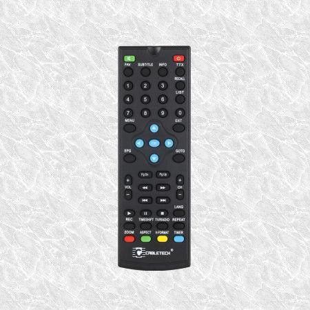 Piloty do dekodera DVB-T CABLETECH model URZ0195,URZ0323,URZ0329