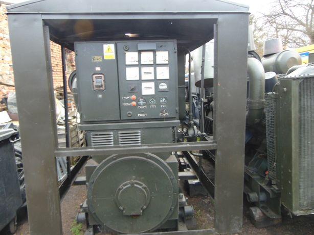 Agregat Prądotwórczy 200 kw 250 kva 300 kva Nieużywany W Kontenerze