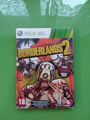 Gra Borderlands 2 Xbox 360