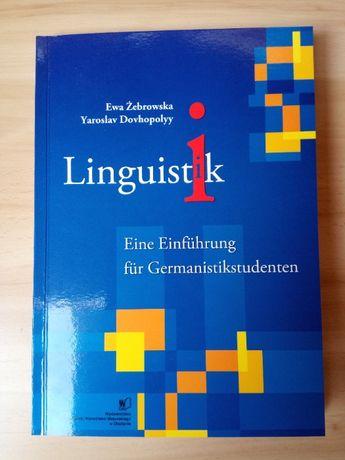 Linguistik: eine Einführung für Germanistikstudenten, E. Żebrowska