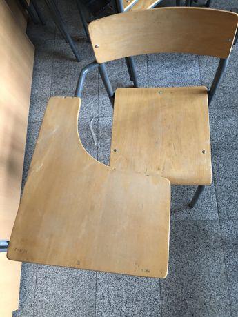 Krzesla szkolne pulpity