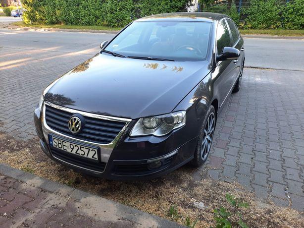 VW Passat highline
