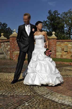 Szczęśliwa suknia ślubna Annais Bridal