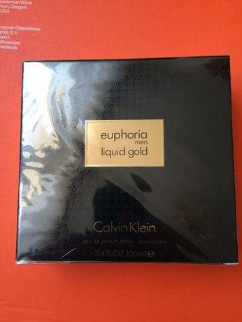 Calvin Klein Euphoria Men Liquid Gold 100 ml