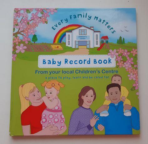 Альбом новорожденного, фотоальбом