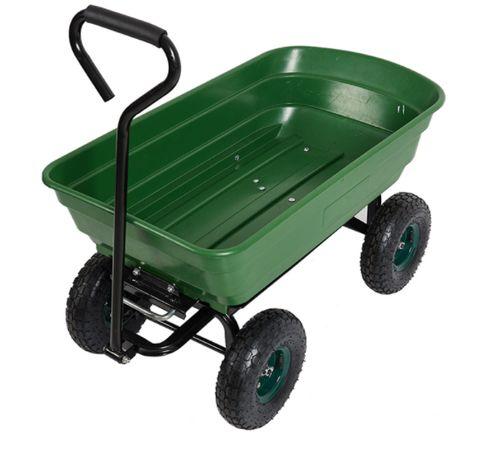 Taczka wózek ogrodowy przyczepka wywrotka ogrodowa do ogrodu Nowy typ