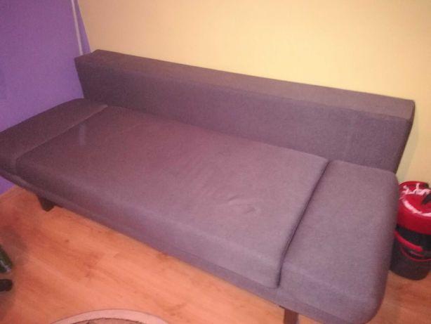 Sofa rozkładana z funkcją spania