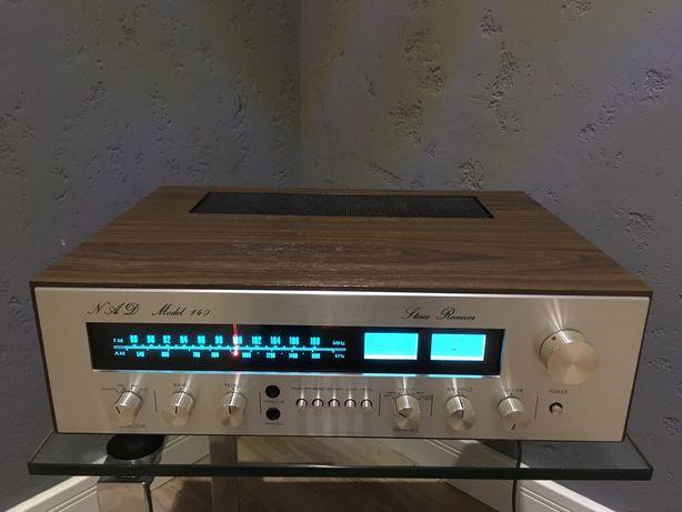 NAD Model 140 amplituner vintage