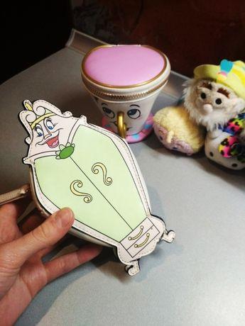 Disney Красавица и чудовище сумочка_кошелек