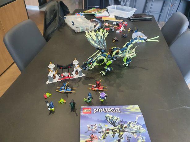 Конструктор Атака дракона Моро LEGO NINJAGO (70736)