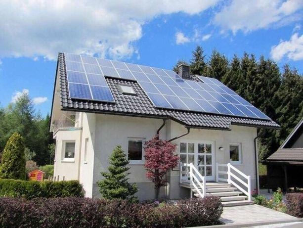 Солнечная электростанция 30 кВт от 19990$,зеленый тариф