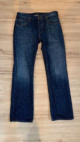 Spodnie dżinsy jeans męskie Lee Knox, rozmiar 34/34