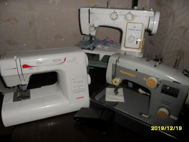 Механик швейных машин и оверлоков.