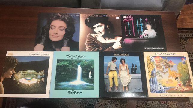 płyty winylowe Sally Oldfield