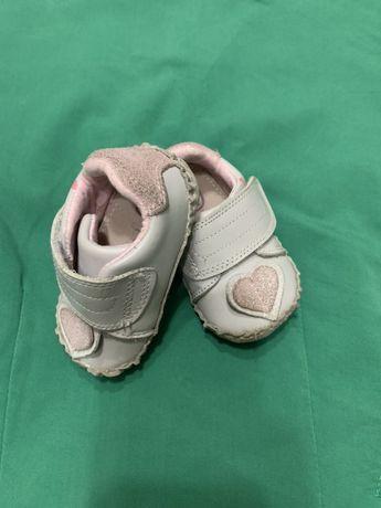 Топики, обувь для малышки 11 см Cool club