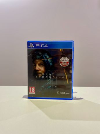 Death Stranding PS4 / wymiana na CyberPunk 2077 PS4