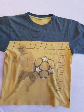 Koszulka z krótkim rękawem rozm. 146 firmy Żarek
