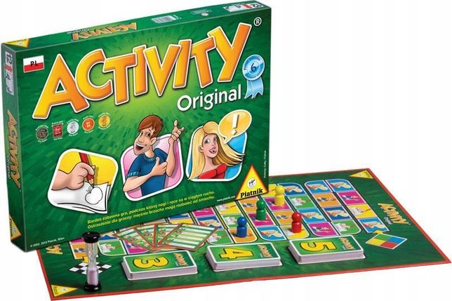 ACTIVITY Original by piatnik