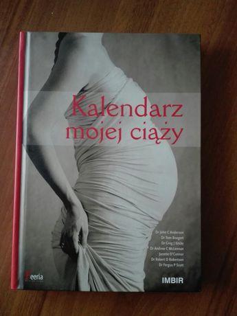 """Książka """"Kalendarz mojej ciąży"""" - stan idealny"""