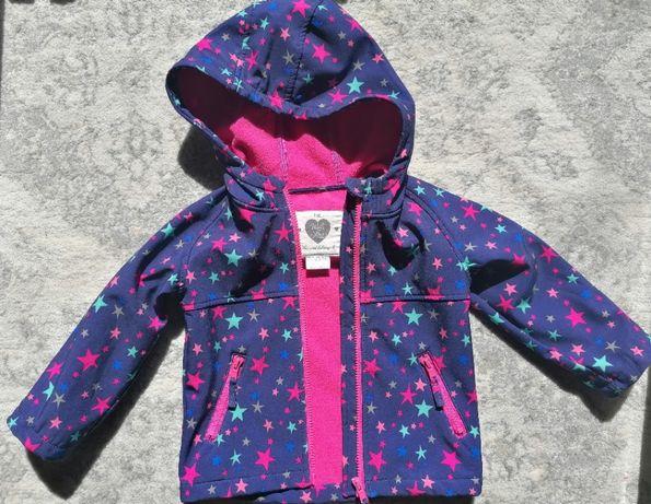 kurtka wiosna jesień dla dziewczynki