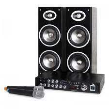 karaoke star 3d-bt bluetooth usb dwa mikrofony
