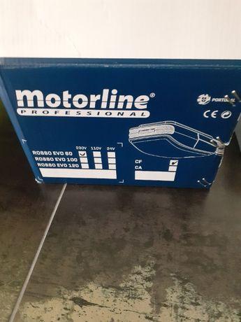 Vendo automatismo, motor de portão motorline novo na caixa 175