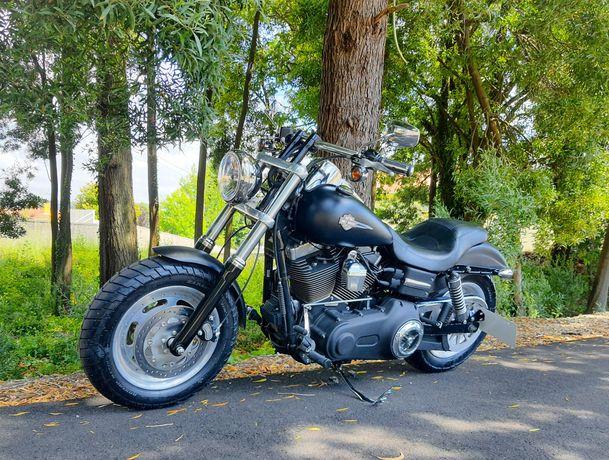 Harley Davidson Fat Bob 2010 c/12000km nacional