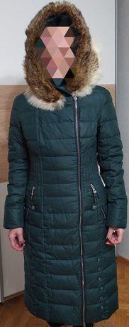 Пальто зимнее в идеальном состоянии