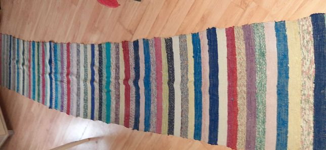 Dywaniki na podloge recznie robione