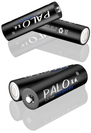 Аккумуляторы AA Palo 3000 Ма/ч