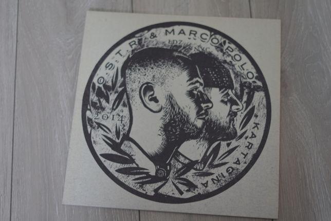 OSTR marco polo KARTAGINA vinyl