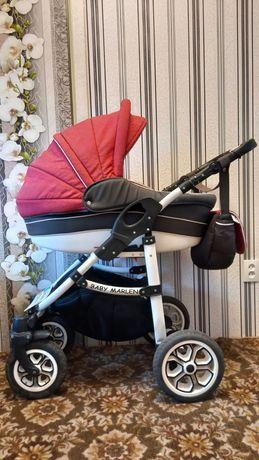 Продам коляску 2в1  BABY marlen
