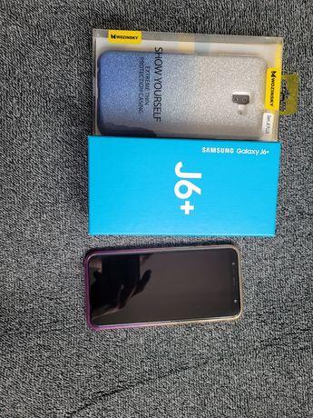 Samsung Galaxy J6+ SM-J610 32GB Dual SIM Czerwony