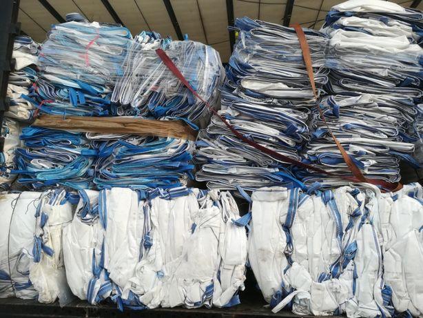 Wytrzymałe Worki Big Bag 85/105/205 cm na zboże
