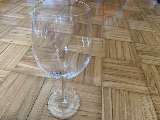 6 copos de vinho branco coleção continente