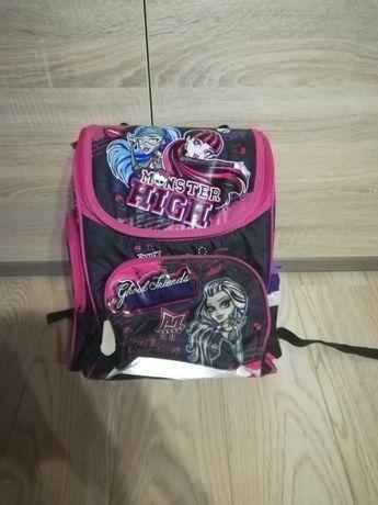 Zamienie na dużą czekoladę Tornister plecak Monster High