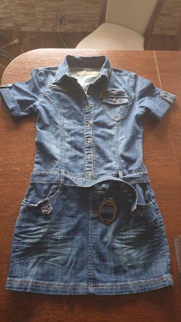 Tunika jeansowa roz 36