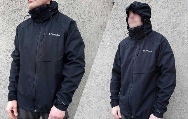 Мужской  SoftShell Columbia Haglofs  mammut marmot arcteryx куртка