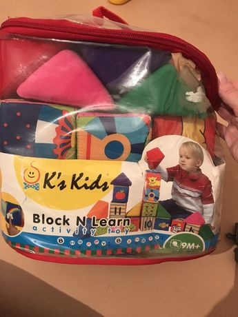Кубики ks kids