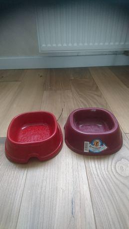 Посуда для корма животных.